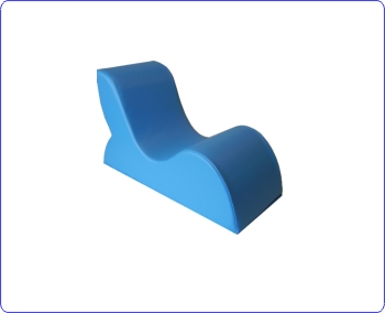 RELAX – SEATS, Wave armchair